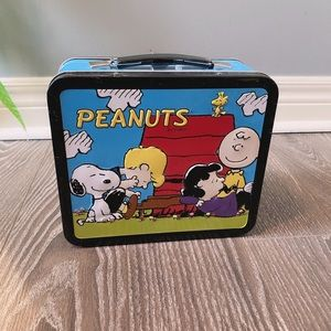 Other - Peanuts snoopy lunchbox